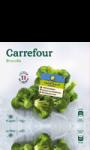 Brocolis filière qualité Carrefour