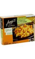 Macaroni au fromage sans gluten Amy's kitchen