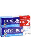 Dentifrice 7-12 ans Bubble Elgydium