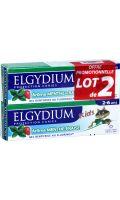 Dentifrice 2-6 ans gel menthe-fraise Elgydium