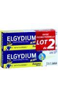 Dentifrice 2-6 ans gel banane Elgydium