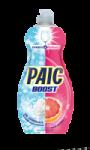 Liquide Vaisselle Paic Boost Bicarbonate Pamplemousse Rose