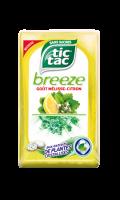 Tic Tac Breeze Mélisse-Citron
