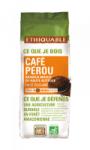 Café Arabica Moulu du Pérou Ethiquable
