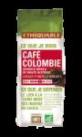 Café Arabica Moulu de Colombie Ethiquable