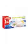 4 portions de Merlu Blanc Findus