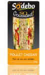 So Gourmand poulet caesar Sodebo