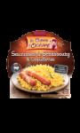 Saucisses de Strasbourg & Coquillettes La Cuisine d'Océane