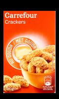 Crackers au gouda Carrefour