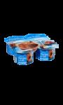 Mousse chocolat au lait Carrefour