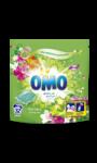 Omo Lessive Capsules Lilas Blanc et Ylang Ylang 32 Dosettes