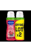 Monsavon déodorant granade 100ml x 2