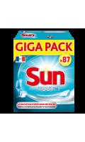 Sun Tablettes Lave-Vaisselle Tout En 1 87 Pastilles