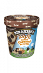 Ben & Jerry's Pot Glace Topped Salted Caramel Brownie 470ml