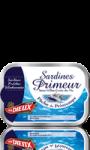 Sardines Primeur Le Trésor des Dieux