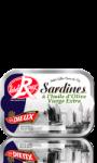 Sardines à l'huile d'olive vierge extra Le Trésor des Dieux