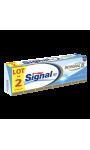 Signal Dentifrice Integral 8 White Lot 2X100ml