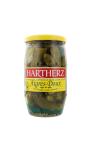 Hartherz Cornichons Aigres-Doux 380g