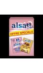 Alsa 7 sachets vanilles des isles + 8 levures chimiques