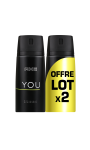 AXE DEO 150X2 YOU FRANCO
