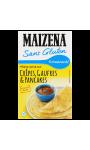 Maizena Sans Gluten Préparation pour Crêpes, Gaufres & Pancakes 510g