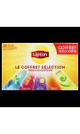 Lipton Thé Coffret sélection 50 Sachets