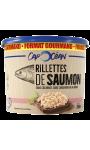 Rilletes de saumon maxi format