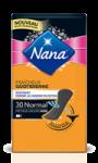 Protège-lingerie Normal Noir Nana