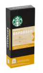 Capsules Espresso Blonde Starbucks