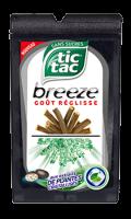 Tic Tac Breeze Réglisse
