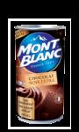 Crème dessert chocolat noir extra Mont Blanc