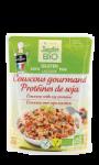 Couscous Gourmand aux Protéines de Soja Sans Gluten Bio Jardin Bio
