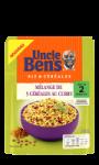 Mélange de 5 céréales au curry Uncle Ben's