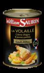Volaille à la crème d'Isigny & jeunes carottes William Saurin