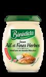 Sauce Ail & Fines Herbes Bénédicta