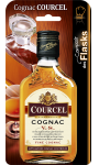 BLISTER COGNAC COURCEL 20 cl 40D