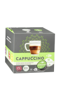 Capsules Dolce Gusto Cappuccino Carrefour