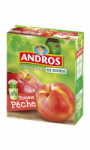 Gourde Pomme Pêche Andros