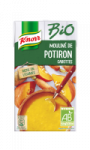 Soupe au potiron et carottes Bio Knorr
