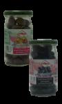 Olives dénoyautées aromatisées Crespo