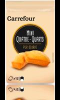 Mini quatre-quarts Carrefour