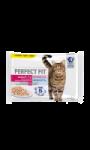 Sachet fraîcheur pour chat Stérilisé Adult 1+ aux Poissons Perfect Fit