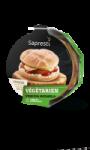 Burger Végétarien Steak De Soja Mozzarella Sapresti