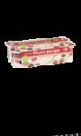 Yaourts aux fruits rouges mixés Carrefour