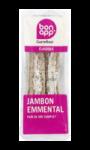Sandwich classique jambon emmental Carrefour Bon App