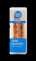 Sandwich Thon Bon App
