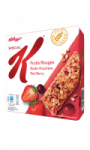 Barres Fruits rouges Special K
