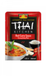 Red curry sauce Thai Kitchen