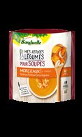 Mes Astuces Légumes pour Soupes :  Potiron, Potimarron & Oignons Bonduelle