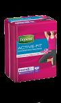 Depend Active-Fit Femme, sous-vêtements absorbants pour fuites urinaires - taille L